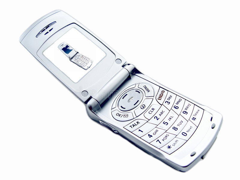 Download Kamera-Telefon, Teil drei stockbild. Bild von telefon, abbildung - 33099