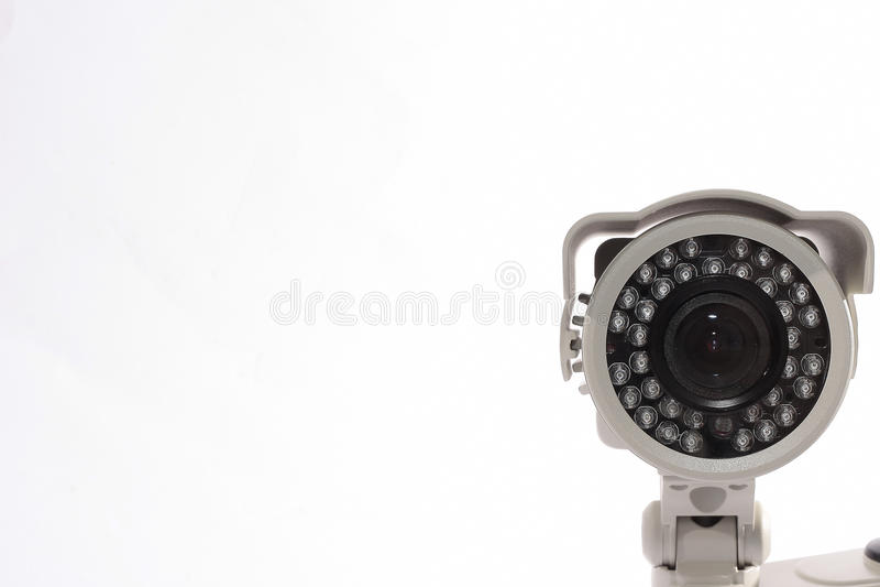 kameracctv-bevakning royaltyfria foton