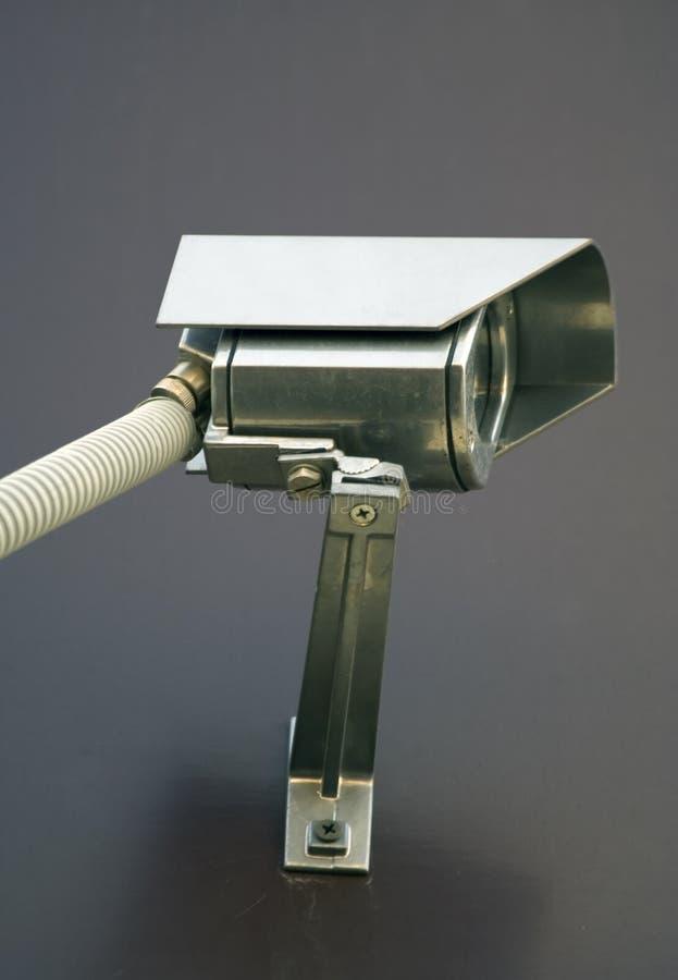 kameracctv-säkerhet arkivbild
