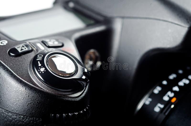 Kameradetail lizenzfreie stockbilder
