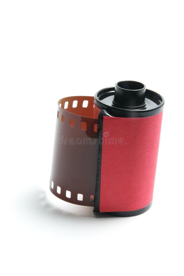 kamerafilm royaltyfria bilder