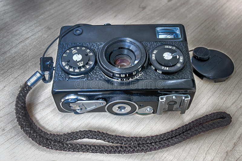 Kameragehäuse stockbild