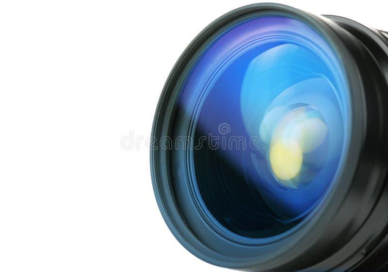 kameralins royaltyfria foton