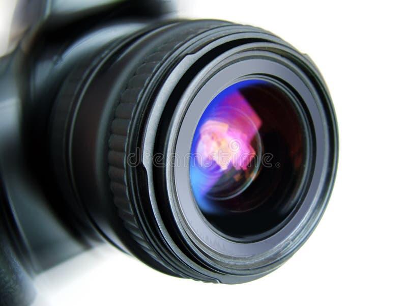 kameralins arkivbilder