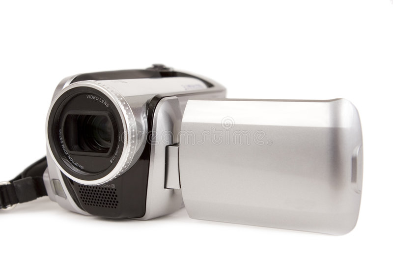 Kamerarecorder lizenzfreie stockfotografie
