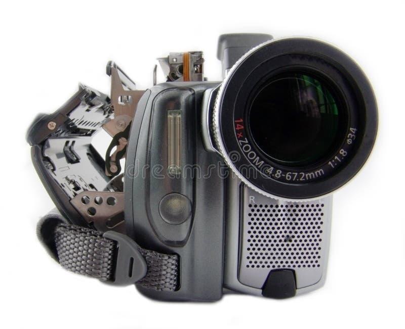 Kamerarecorder lizenzfreies stockfoto