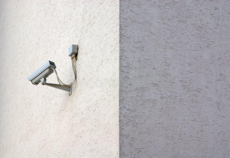 kamerasäkerhet royaltyfri foto