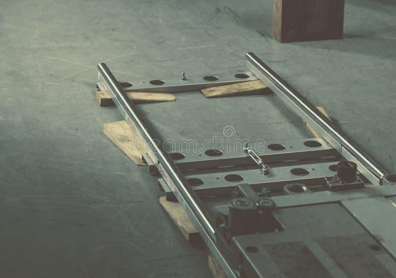 Kamerawagen im Studio stockfotos