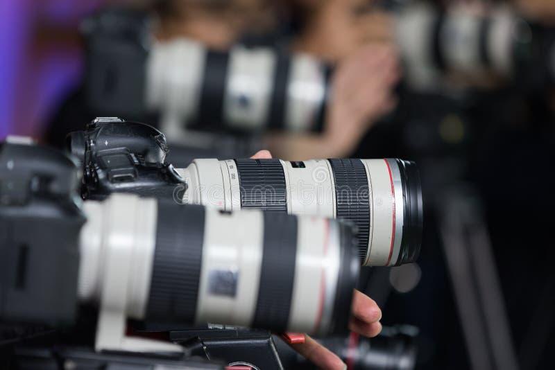 kameror royaltyfria foton