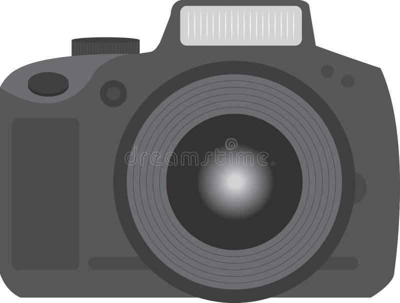 kamery ampuła ilustracji