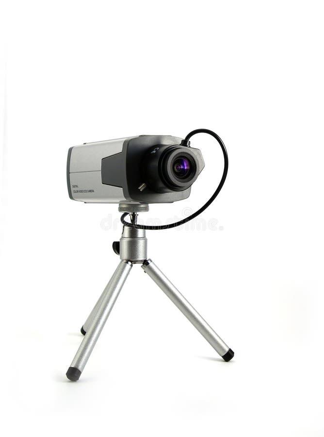 kamery ccd ochrona zdjęcia stock