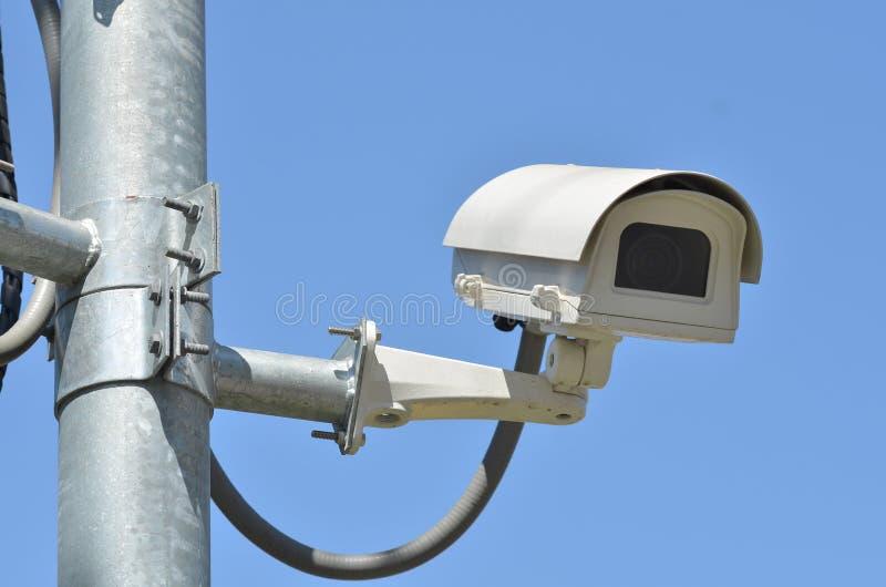 Kamery CCTV obraz royalty free