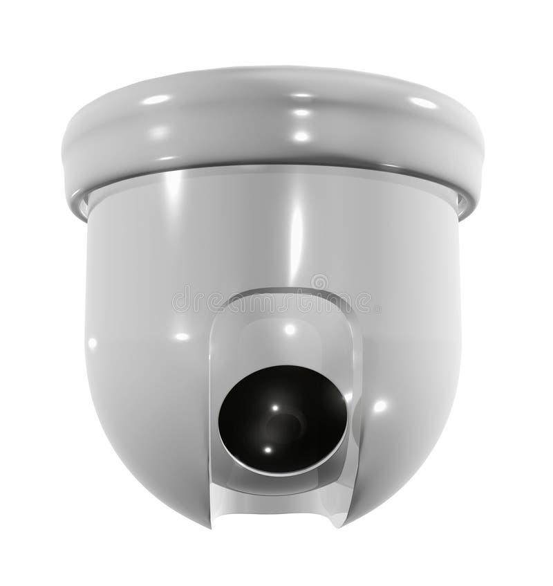 kamery cctv ochrona ilustracji