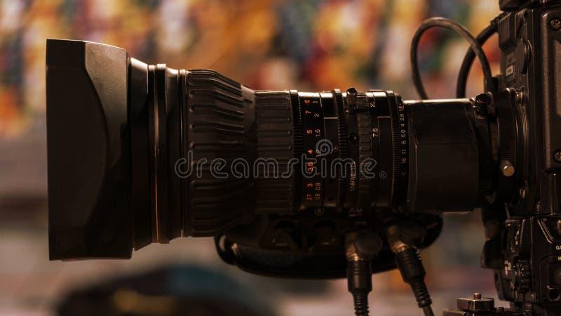 kamery cyfrowej profesjonalistów śliwek ścieżki wideo akcesoria dla 4k kamera wideo obrazy stock