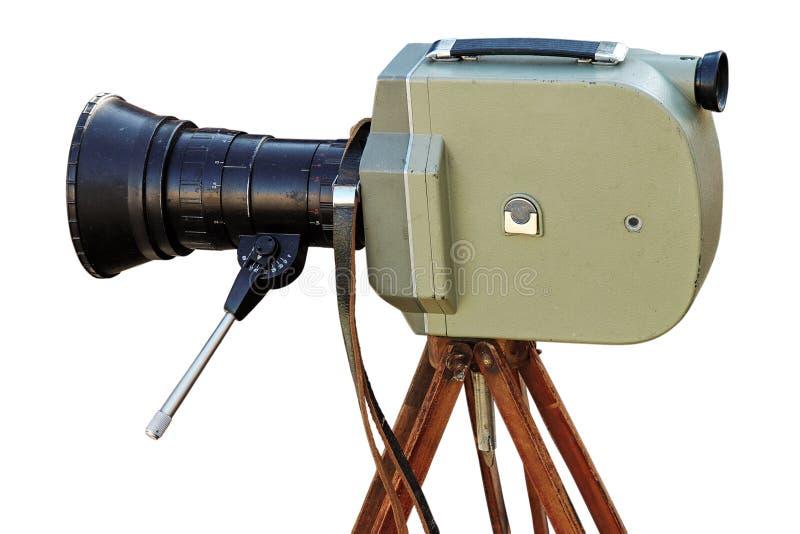 kamery filmu rocznik obrazy stock