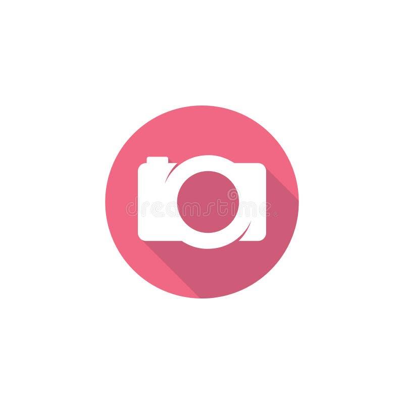Kamery ikony płaski wektorowy projekt ilustracja wektor