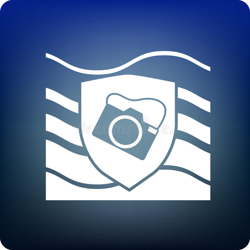 kamery ochrona fotografia stock