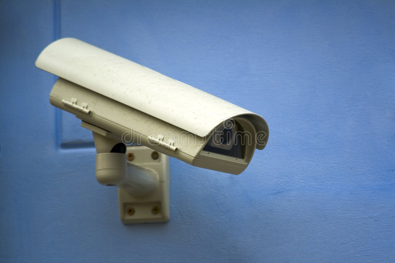 kamery ochrona obraz stock