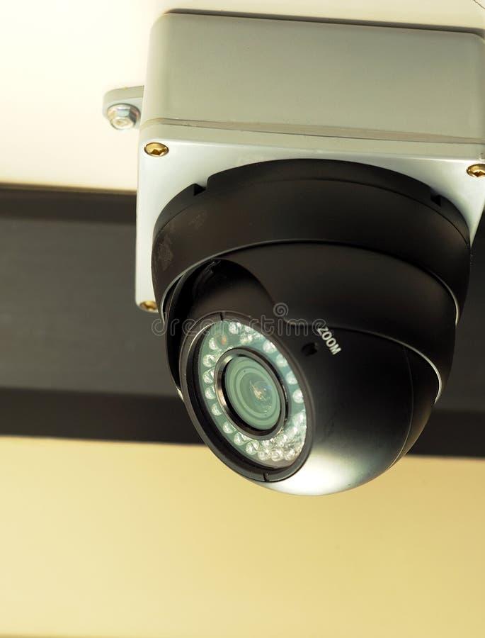 kamery ochrony inwigilacja obrazy royalty free