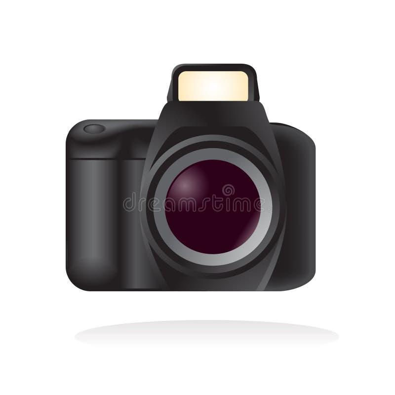 kamery odruchu wektor ilustracji