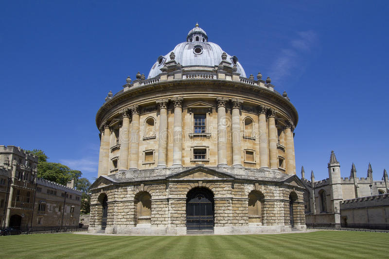 kamery Oxford radcliffe fotografia stock