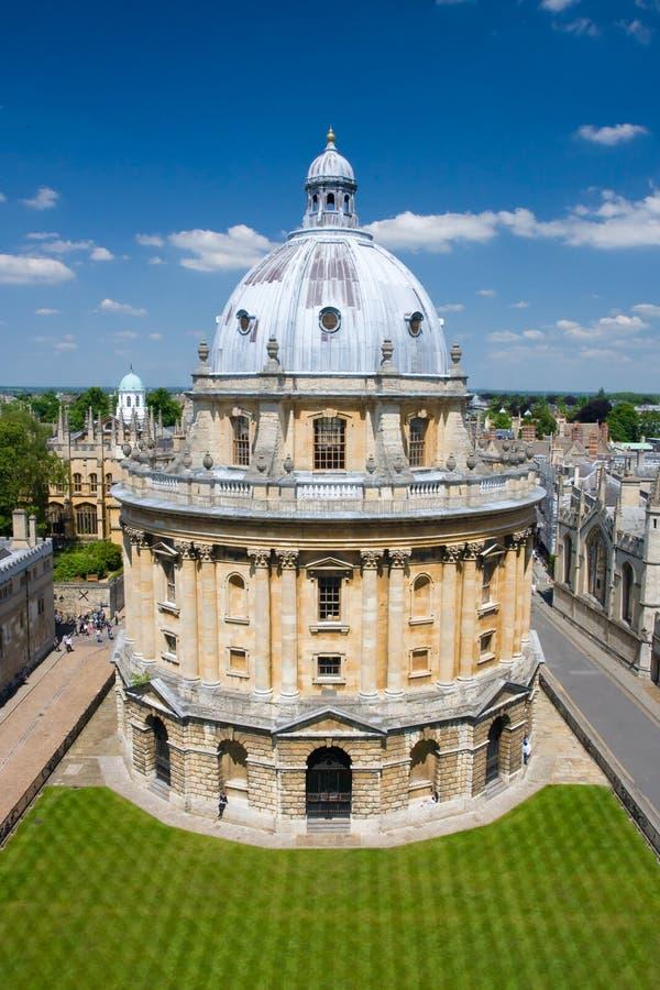kamery Oxford radcliffe zdjęcie stock
