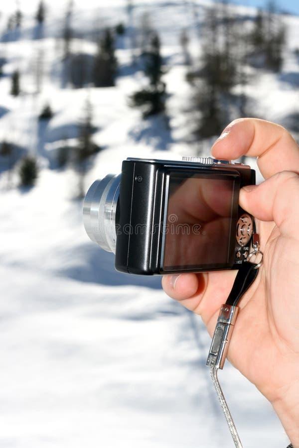 kamery ręce zdjęcie fotografia stock