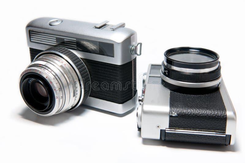 kamery stare obrazy stock