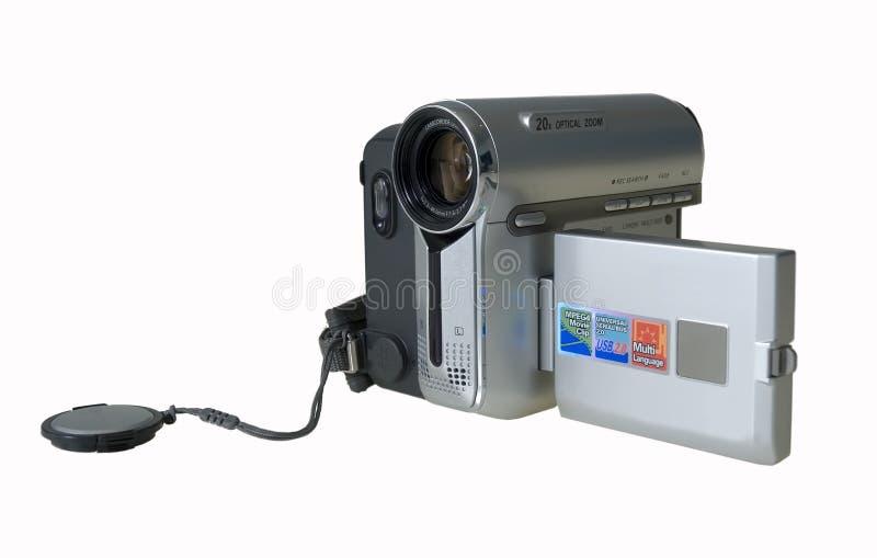 kamery wideo cyfrowych, zdjęcia stock