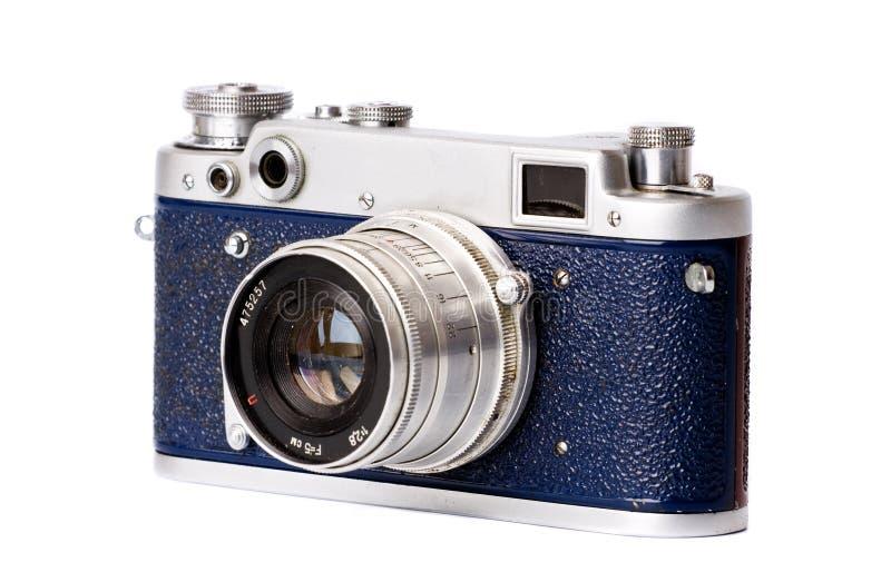 kamery zamkniętej fotografii retro up obrazy royalty free
