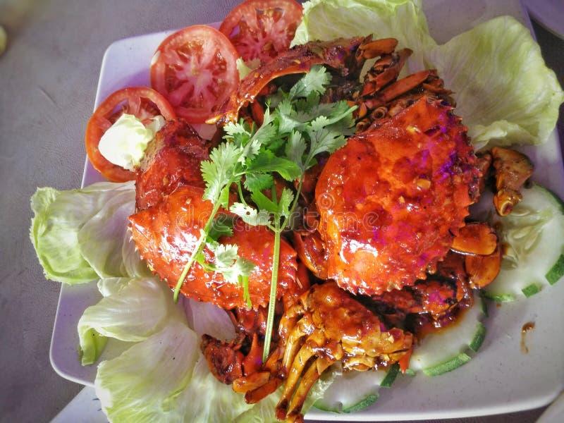Kamheong del masak di Ketam immagine stock