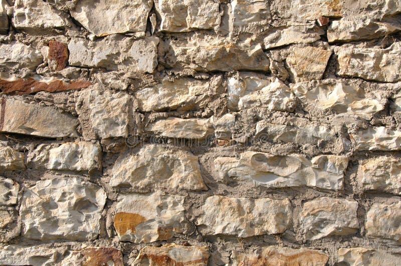 kamień formularzowa ściana zdjęcia royalty free