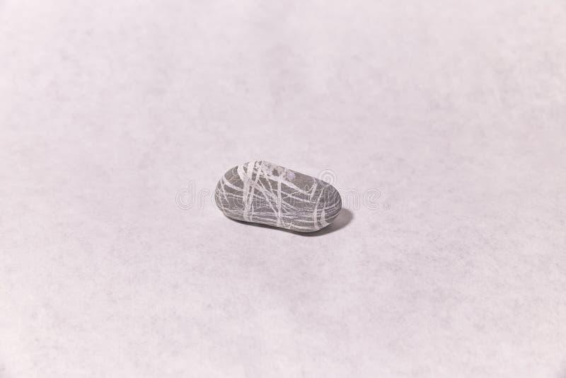 Kamień na powierzchni ampu?a pi?kne naturalny zdjęcia stock