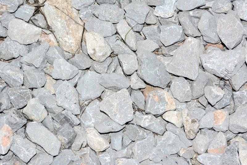 Kamieni kawałki zdjęcie royalty free