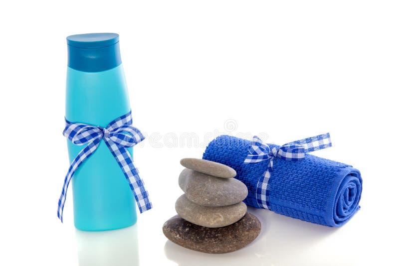 kamienia gorący wellness obrazy royalty free