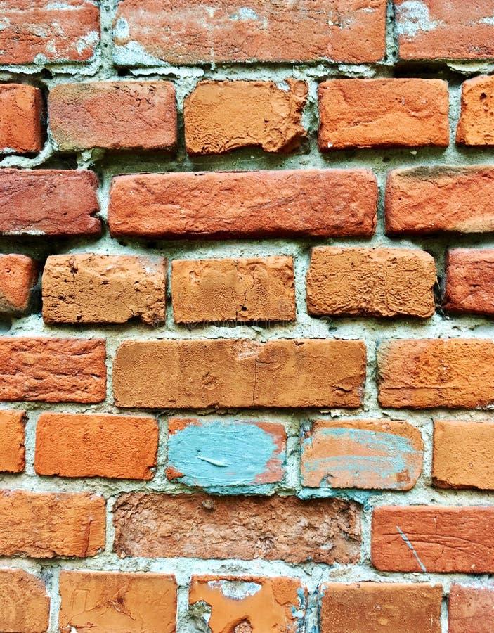 Kamieniarstwo stare cegły przyciągał mój uwagę fotografia stock