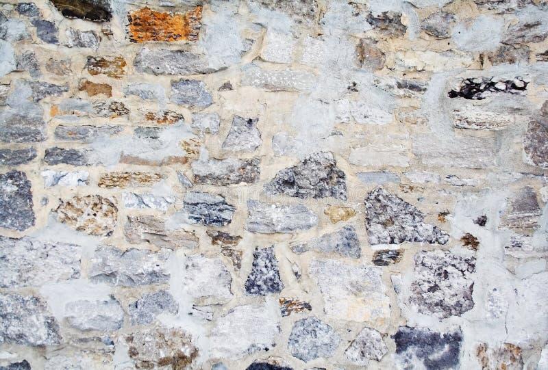 kamienna ściana obraz royalty free