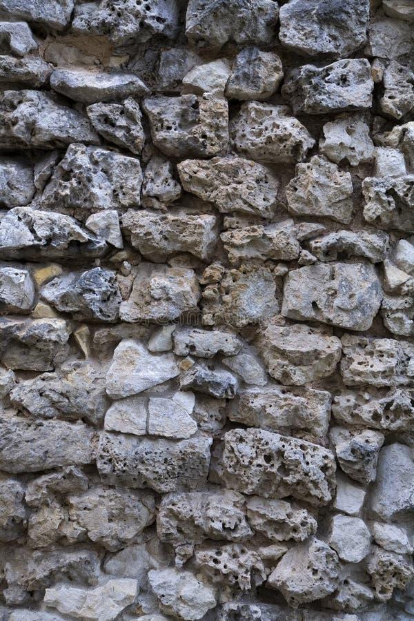 - kamienna ściana tekstury fotografia stock