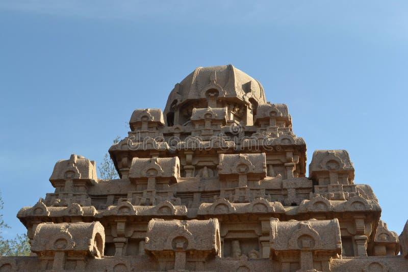 kamienna świątynia obrazy stock