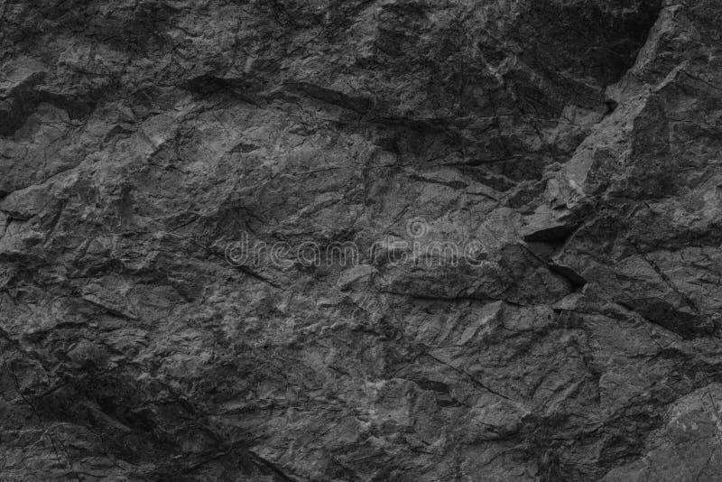 Kamienna czarna tło tekstura Puste miejsce dla projekta zdjęcie royalty free