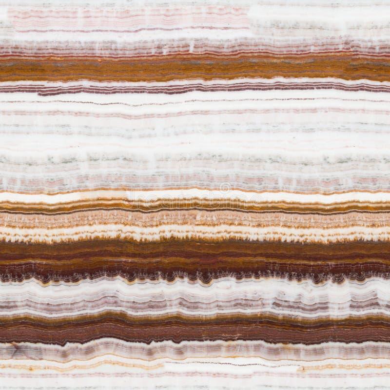 Kamienna onyksowa tekstura Bezszwowy kwadratowy tło, dachówkowy przygotowywający fotografia stock