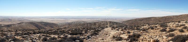 Kamienna pustynia zdjęcie royalty free