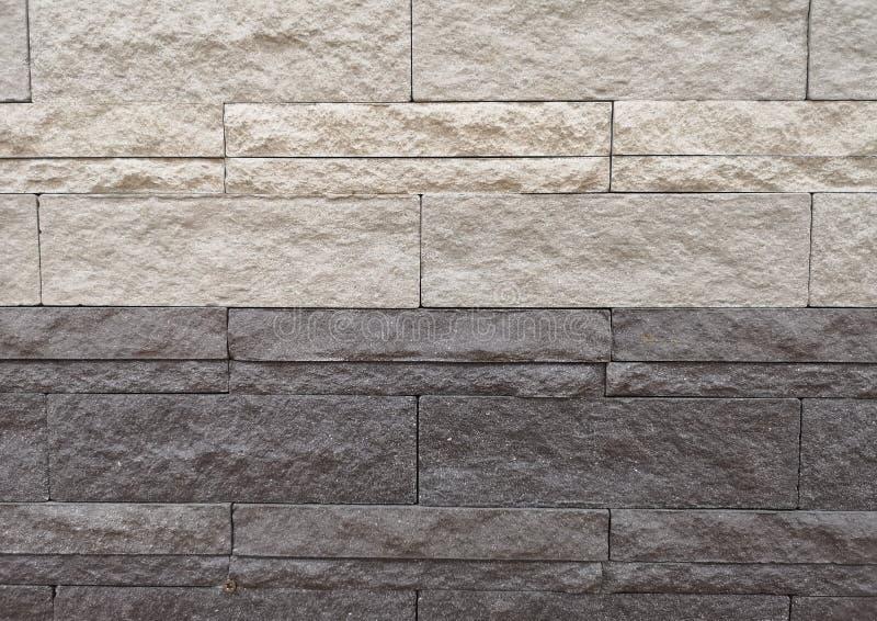 Kamienna sterty ściany tła szorstkiej powierzchni materiału tekstura fotografia royalty free