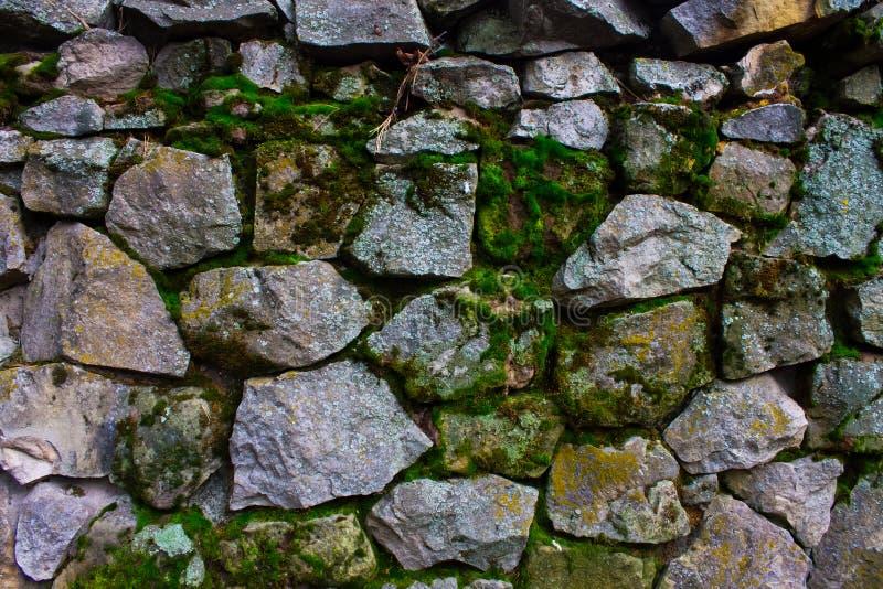 Kamienna wal tekstura obrazy stock