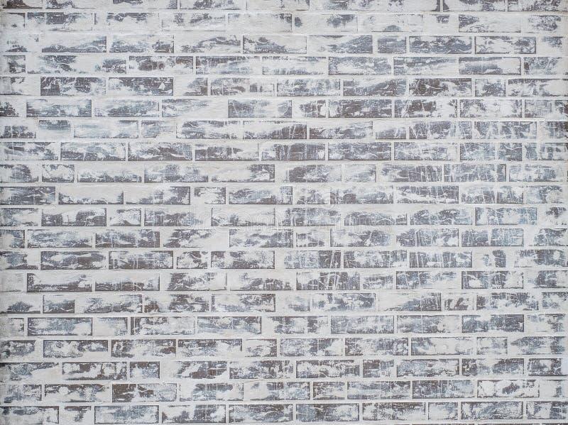 Kamiennej ściany tło, rocznik cegła dryluje teksturę obraz stock