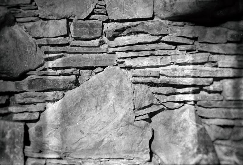 Kamiennej ?ciany tekstury t?o zdjęcie royalty free