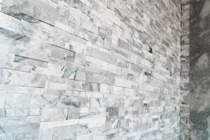 Kamiennej tekstury Wewnętrzna ściana obrazy royalty free