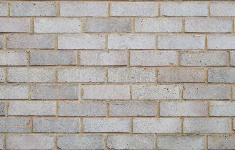 Kamienny Ceglany Wal jako tło lub tekstura, białe szarość barwi zdjęcie royalty free