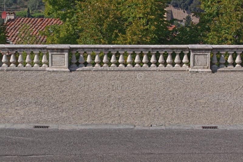 Kamienny ogrodzenie zdjęcie stock