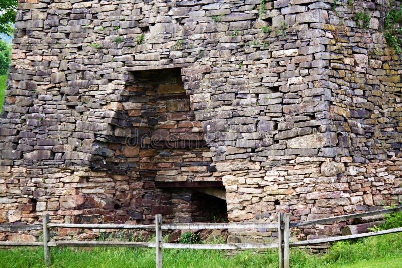 Kamienny piec obrazy stock